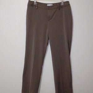 Christopher&banks dress pants size 12p